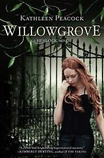 Hemlock Trilogy: Willowgrove Book Series 3 by Kathleen Peacock 2015 Hardcover