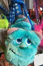 Tokyo Disney Sulley Monster Inc coin purse TOKYO Passholder case-USA SELLER