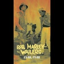 Fy-Ah Fy-Ah: The Jad Masters 1967-1970 [Box] by Bob Marley (3 CD's)