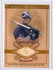 2001 SP GAME BAT #M-FT FRANK THOMAS BAT HOF - CHICAGO WHITE SOX (B) 030814