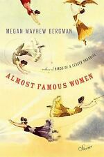 Almost Famous Women: Stories-ExLibrary