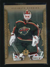 NIKLAS BACKSTROM 2006/07 06/07 UPPER DECK ULTIMATE ROOKIES RC #065/699 AB6045