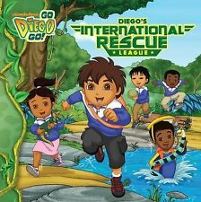 Diego's International Rescue League (Go, Diego, Go!)