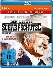 Blu-ray - Der letzte Scharfschütze * letzte Western von John Wayne in HD Pidax