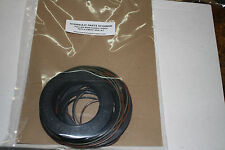 POCLAIN NEW REPLACEMENT SEAL KIT FOR  MS08 DOUBLE SPEED WHEEL/DRIVE MOTOR