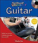 Teach Yourself VISUALLY Consumer: Guitar 34 by Charles Kim (2012, Paperback /...