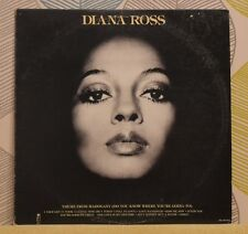 DIANA ROSS - Self-Titled [Vinyl LP,1976] USA Import M6-861S1 Soul *EXC