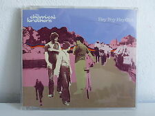 CD 3 titres CHEMICAL BROTHERS  Hey boy hey girl 7243 8 95887 2 9