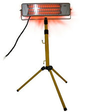Infrared Spotlight Paint dryer IR Radiant heater Smart Spot Repair 1800 Watt NEW