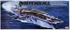 Arii-20 131848 USS Aircraft Carrier Independence 1/800 scale kit (Microace)