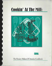 *NEWTON NC *COOKIN AT THE MILL COOK BOOK *HOSIERY MAKERS OF AMERICA *CVHA STAFF
