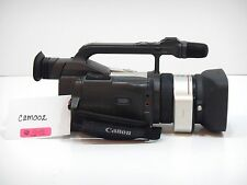 Canon DM-GL1A Camcorder -  White ***AS IS*** cam002
