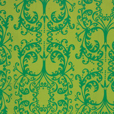"""Valori Wells Cocoon Grace Damask Voile Fabric in Peridot VOTG010 54/55"""""""