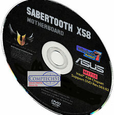 ASUS Sabertooth X58 MOTHERBOARD DRIVERS M1715 WIN 8 & 8.1