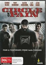 CIRCLE OF PAIN - DEAN CAIN - NEW & SEALED DVD