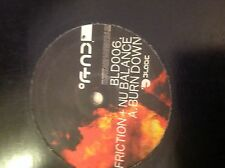"DJ Friction & Nu Balance- Burn Down / Turmoil 12"" Drum and Bass Vinyl Blade Recs"