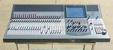 Sony DMX-R100 Digital Audio Mixing Console w/3x DMBK-R103 AES/EBU Boards #1