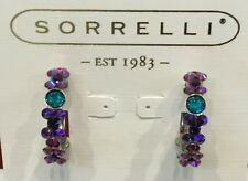 Sorrelli HOOP EARRINGS Nothern Lights Collection EBP15ASNL 1 in stock