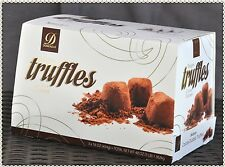 Donckels Cocoa Dusted Belgian Chocolate Truffles (16 oz. per box, 3 pk.) $23.99