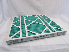 AIRGUARD TYPE DP 2-40 24X24X2 EXTENDED SURFACE AIR FILTER (LOT OF 7) **NIB**