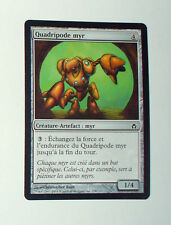 RARE CARTE MTG MAGIC - VERSION FRANCAISE QUADRIPODE MYR