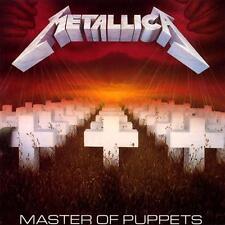 Metallica - Master Of Puppets - vinilo LP nuevo empaquetado
