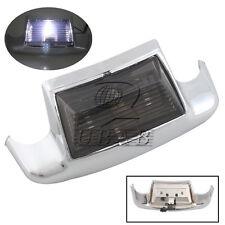 Smoke Rear Fender Tip LED Light For Harley Electra Touring Glide FLHT/FLT/FLHS