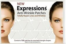 Expressions Anti-Wrinkle Patches (Triangle)