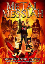 Metal Messiah: Defend The Faith - DVD - BRAND NEW!