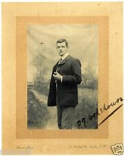 PG WODEHOUSE Signed Photograph - Author / Writer / Literature