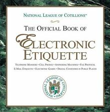 The Official Book of Electronic Etiquette-ExLibrary