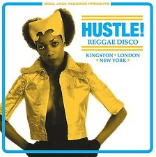 SOUL JAZZ RECORDS PRESENTS-HUSTLE!REGGAE DISCO:KINGSTON LONDON NEW YORK-CD NEU