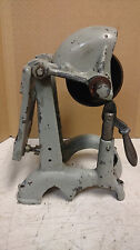 "Vintage Sheldon LWQ7270 10"" x 24"" w/ 44"" Bed Lathe Motor Mount Pulley Tensioner"