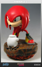 First4Figures Sonic the Hedgehog Classic Knuckles Statue Mint in Box