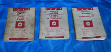 1986 Dodge Plymouth Chrysler Front Wheel Drive Car Factory Service Manual Lot