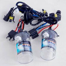 2X Car HID Headlight Light H4-2 4300K 35W Bulbs Lamp Low-Xenon Hi-Halogen Y0-43K