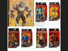 DC Comics Multiverse Superman Doomed Complete Collect & Connect 52 Doomsday Set