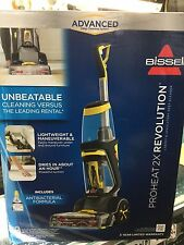BRAND NEW BISSEL PROHEAT 2X REVOLUTION ADVANCED DEEP CLEANING SYSTEM #1551