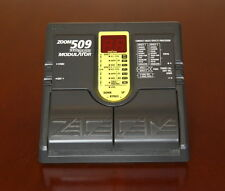 Zoom 509 Modulator Effect Pedal -- Great modulation effects --