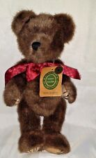 """Boyds Bear Archive Collection 12"""" Oxford T. Bearrister Jointed Teddy Bear 1999"""