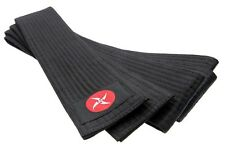 Obi , Karate , Kendo Belt 100% Cotton BLACK 320cm