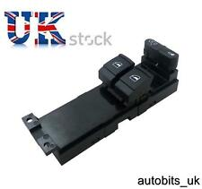 VW GOLF MK4 BORA PASSAT AUDI A4 ELECTRIC POWER MASTER WINDOW SWITCH 2 DOOR NEW