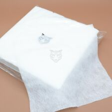 100pcs Disposable Tattoo Clean Wipe Tissue 22*22cm White Dental Medical