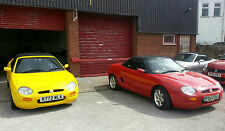 MGF / MGTF Hood / Roof / Soft Top £540 Fitted. MOBILE FITTING. The Soft Top shop