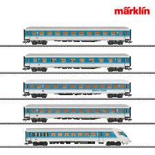 Märklin 43500-S Wagenset DB InterRegio (43500,43501,43502,43503+43550)