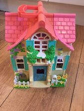 Fisher Price Loving Family SWEET Streets COTTAGE CASA SYLVANIAN PLAYMOBIL Home