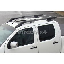Fits Nissan Navara D40 2006-On OE Roof Rails Roof Bars Ski Rack Exterior Part