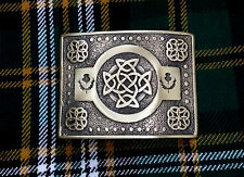 New men's scottish kilt boucle de ceinture celtic knot antique/celtique kilt belt buckles