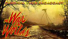 H.G. Welles War Of The Worlds - Original 1938 Broadcast - Audio CD