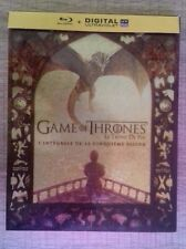 Coffret Blu Ray Games of Thrones Saison 5 EDITION COLLECTOR